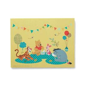 【Disney】 ディズニー 画用紙がしっかり入るファイル(選べるキャラクター) 「くまのプーさん」 ◇ ベルメゾン 子供 子ども キッズ こども 小学校 小学生 通学 通園 ファイル 賞状 通知 作品 絵 ◇