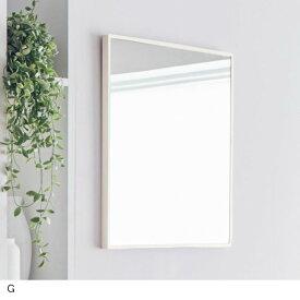 ベルメゾン スリムフレームのウォールミラー 「ホワイト」◆C・60×153.5(幅(cm))◆◇ 家具 収納 ミラー 鏡 スタンド 姿見 身支度 ◇