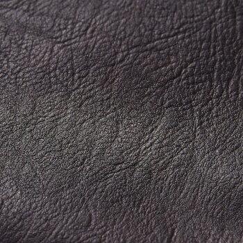 綺麗に揃うフェイクレザーのトイレスリッパ「ライトベージュ」