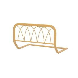 ベルメゾン ベッドガード2個セット カラー 「クリームイエロー」 ◆クリームイエロー◆ ◇ 家具 収納 ◇