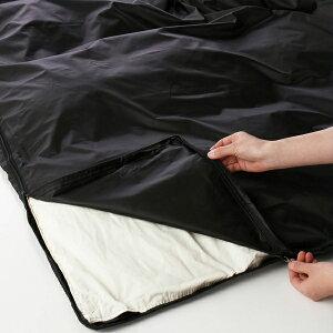 ベルメゾン 洗濯機で洗える 布団干し袋 カラー ◇ 洗濯ネット ランドリー ◇
