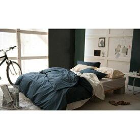 ベルメゾン 綿100%ボックスシーツ 「サンド」 ◆シングル◆ ◇ 寝具 布団 ベッド カバー シーツ bed ファブリック ◇