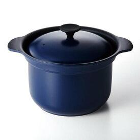 ベルメゾン IH対応ご飯も美味しく炊ける万能鍋(大) カラー ◇ 調理 料理 器具 ツール 道具 鍋 土鍋 圧力鍋 ◇