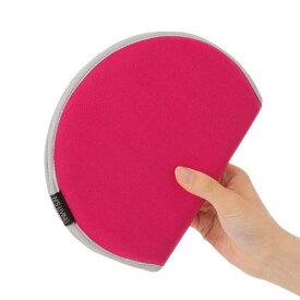 【BELLE MAISON】ベルメゾン クッション おしゃれ 持ち運べる低反発ゲルクッション カラー ピンク×グレー ◆ピンク×グレー◆ ◇◇