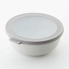 ベルメゾン 冷蔵冷凍可能な北欧テイストの密閉保存容器 「グレー」 ◆ Mサイズ ◆ ◇ キッチン 調理 用具 グッズ 用品 保存 容器 キャニスター ボトル ◇