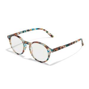 ベルメゾン パリ生まれの軽くて素敵なリーディンググラスボストン型 「 ブルートータス 」 ◆ +1.5 +2.0 +2.5 ◆ ◇ イジピジ IZIPIZI サングラス 眼鏡 めがね メガネ 女性 レディース ア