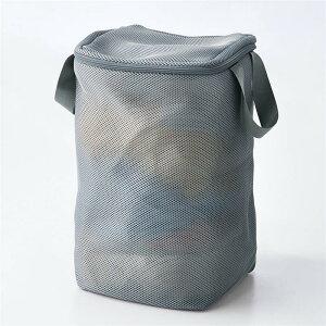 ベルメゾン 洗濯ネット 「グレー」 ◆ 小・ ダブルメッシュ ◆ ◇ 洗濯ネット ランドリー ランドリーネット ◇