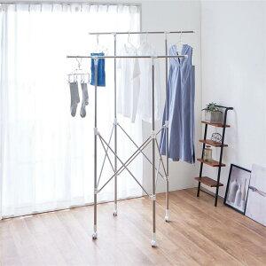 ベルメゾン 簡単&コンパクトに折りたためる室内物干し ◇ 物干し 洗濯 室内 ランドリー ◇