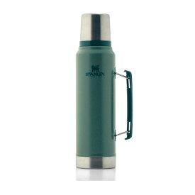 ベルメゾン ダブルウォールの水筒 「グリーン」 ◆ 大 ◆ ◇ キッチン 調理 用具 グッズ 用品 水筒 ボトル マグ 耐熱 直飲み スタンレー STANLEY ◇