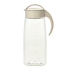 ベルメゾン お湯も注げる縦横兼用メモリ付き冷水筒<1.1L/2・2L> ◆ 2.2L ◆ ◇ キッチン 調理 用具 グッズ 用品 ドリンク お茶 ボトル 冷蔵庫 耐熱 ◇