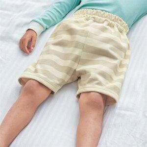 【ベルメゾン】 吸水パッド付き おねしょが漏れにくい パジャマの上から履かせる ケット(ズボンタイプ) ◆ 小 大 ◆◇ ベビー用品 ベビー 新生児 男の子 女の子 新生児服 おむつ トイレ