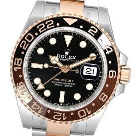 ROLEX ロレックス GMTマスターII 126711CHNR【メンズ】【自動巻】【腕時計】【新品】