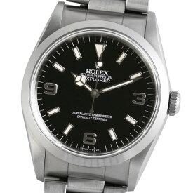 huge discount 479f0 2f8da 楽天市場】ロレックス エクスプローラー 14270(メンズ腕時計 ...