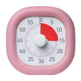 ソニック 時っ感タイマー トキ・サポ 10cm 時間経過を実感 ピンク【LV-3062-P】(LV3062P)学習タイマー/ガイドブック付き タイマー式勉強法