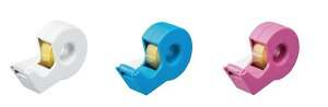 テープカッター カルカットハンディー 小巻専用 T-SM300(TSM300) テープ1本付(幅15mm×長さ10mセロテープ)使用可能テープ:幅18mm、外径φ52mmまでの小巻きテープ セロハンテープ マスキングテ