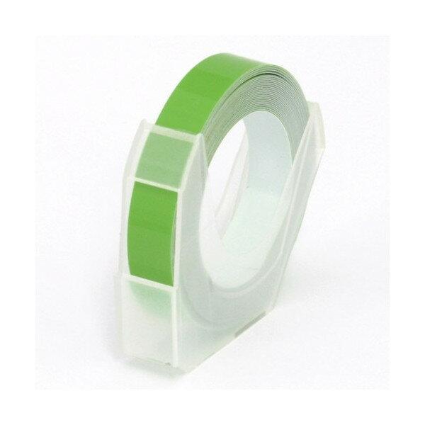 ◎マシューズテープ RM900PGR パステルグリーン 9mm×3m レーチェル&マシュー ダイモ/DYMOに使えます/ダイモテープ