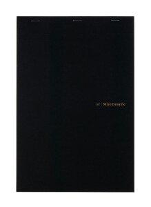 マルマン Mnemosyne/ニーモシネ ノートパッドA4 特殊5mm方眼罫【N187A】70枚 本体サイズ:縦314×横210×厚9mm 切り取りミシン目付/レポート用紙