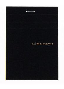 マルマン Mnemosyne/ニーモシネ メモパッド B7変形サイズ 特殊5mm方眼罫【N178A】70枚 本体サイズ:縦120×横85×厚9mm 切り取りミシン目付 ミニメモ帳
