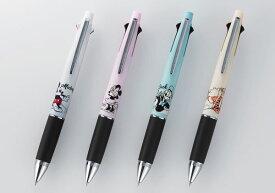 ジェットストリーム4&1ディズニー MSXE5-1500D-05 JETSTREAM 【0.5mm】 三菱鉛筆 uni 4色ボールペン(黒・赤・青・緑)シャープペン