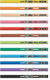 ◎ポンキー/Ponky PENCIL 単色 K800 ポンキーペンシル 三菱鉛筆 uni