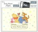 エコー写真アルバム &mom くまのプーさん 0070704A Echo Photo Album ディズニー ぷーさん プレゼント/出産祝い/…