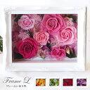 プリザーブドフラワー 歓送迎 退職祝い【送料無料】フレームL あす楽対応 花 ギフト プレゼント 母の日 父の日 誕生日…