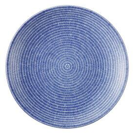 アラビア 24h アベック プレート26cm ブルー