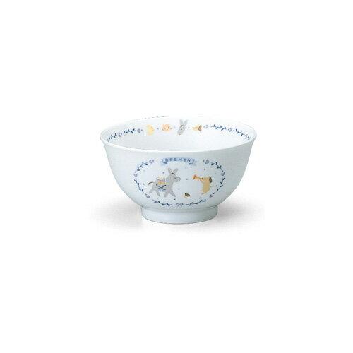 NARUMI ナルミの子ども食器 ブレーメン 飯茶碗