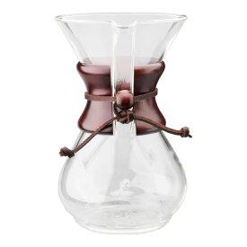 CHEMEX ケメックス コーヒーメーカー6人用 量産タイプ ブラウン