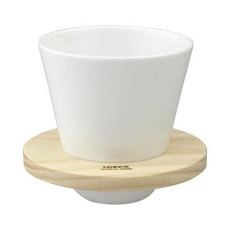TORCH white donut coffee Dripper
