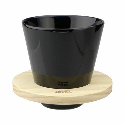 TORCH ドーナツ・コーヒードリッパー ブラック