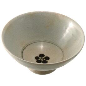 伊賀焼 土楽窯 ご飯茶碗 梅飯碗
