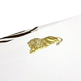 CRANE & Co. クレイン 単カード&封筒セット(1セット入)ライオン