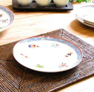 NARUMI Narumi China Chinese hairdo Chinese food tableware series 16cm serving plate