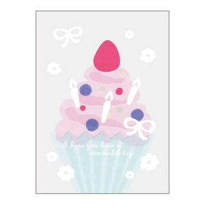トレペ多目的カード ケーキ
