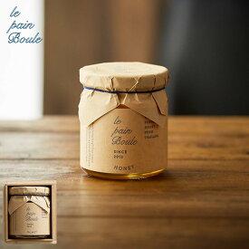 le pain boule(ル・パン・ブール)ハニー 1個(木箱入り) (メッセージカード不可)(あす楽一時休止中)/(ル パン ブール ハチミツ はちみつ 蜂蜜 ギフト お祝い お返し お礼 内祝い) キャッシュレス 5%還元