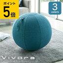 ビボラ Vivora シーティングボール ルーノ シェニール (あす楽一時休止中)/ 送料無料 SITTING BALL バランスボール …