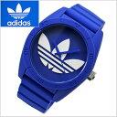 adidas originals アディダス オリジナルス 腕時計 Santiago (サンティアゴ) ブルー トレフォイル/メンズ ADH6169
