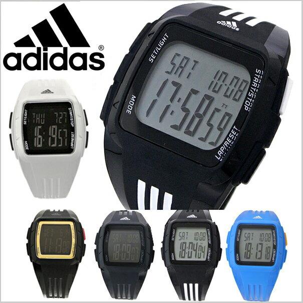 adidas アディダス パフォーマンス デジタル腕時計デュラモ DURAMO メンズ/レディース ユニセックス adidas(アディダス)ADP6089 ADP3263 ADP6094 ADP6136 ADP6089 ADP3234
