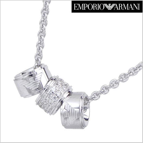 エンポリオ アルマーニ EMPORIO ARMANI ネックレス/ペンダント/シルバー製・男女兼用/メンズ・レディース エンポリオアルマーニ EG3046040