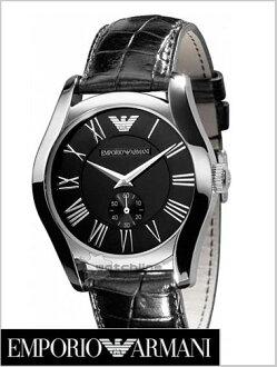 EMPORIO ARMANI men's Watch (seconds / Black Edition) AR0643 EMPORIO ARMANI (Emporio Armani)
