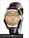 EMPORIO ARMANI (엔포리오아르마니) 남성용 손목시계(스몰 second/브라운 문자판) 50%OFF AR0645EMPORIO ARMANI (엔포리오아르마니)