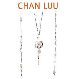 チャンルー CHAN LUU コインチャーム 2連ネックレス レディース SUNSTONE MIX チャンルー CHANLUU NSZ-13608-SUN