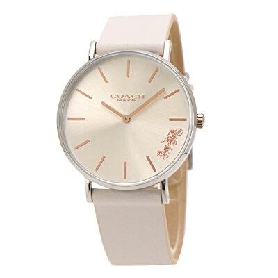 コーチCOACH腕時計レディースペリーPERRY36mmシャンパンゴールド文字盤14503117-1