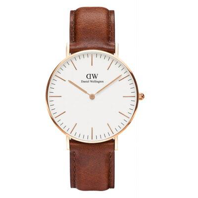 【クリーナープレゼント】ダニエルウェリントンDanielWellington腕時計ペアウォッチ(2本セット)セント・モーズメンズ36mm&ペティットボンダイレディース32mmレザーベルトダニエルウェリントンDW00100035DW001000189