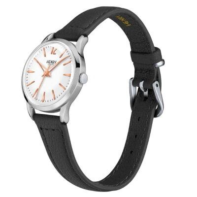 【ヘンリーロンドン】HENRYLONDON腕時計25mmレディース牛革ベルトホワイトヘンリーロンドンHENRYLONDONハイゲートHighgateHL25-S-0113