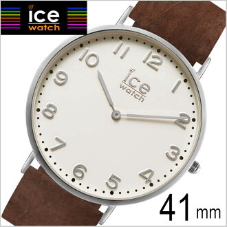 ICE WATCH watch ICE city is city Glasgow, 41 mm, big mens CHL. A.GLA.41.N
