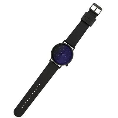 【KOMONO国内正規品】KOMONOコモノ腕時計WALTHERワルサーMIDNIGHTミッドナイトレザーベルトKOMONOコモノKOM-W4033