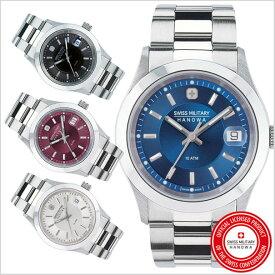 スイスミリタリー 腕時計 メンズ/男性用 SWISS MILITARY ELEGANT PREMIUM エレガントプレミアム HANOWA ML-300 ML-301 ML-305 ML-286