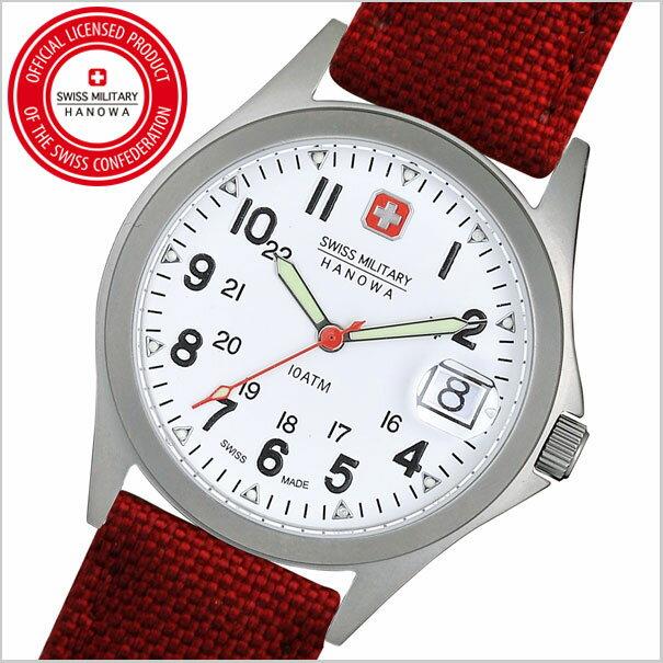 SWISS MILITARY スイスミリタリー 腕時計・CLASSIC TEXTILE クラシック・テキスタイル メンズ/レディース ユニセックスサイズ SWISS MILITARY HANOWA ML-408